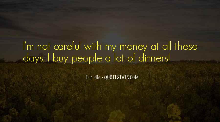 Eric Idle Quotes #1662509