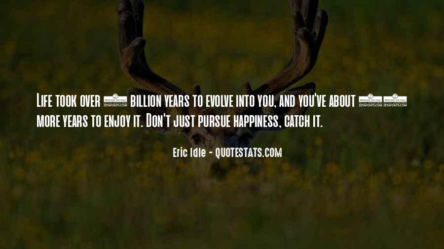 Eric Idle Quotes #377474