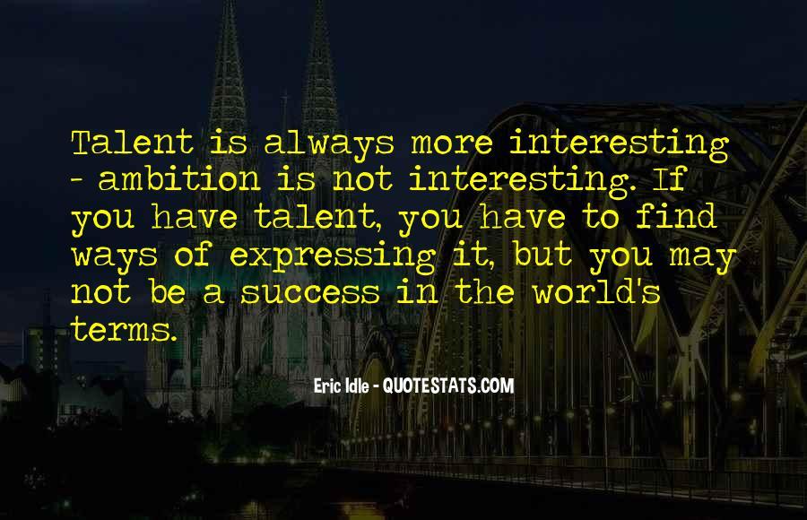 Eric Idle Quotes #412153