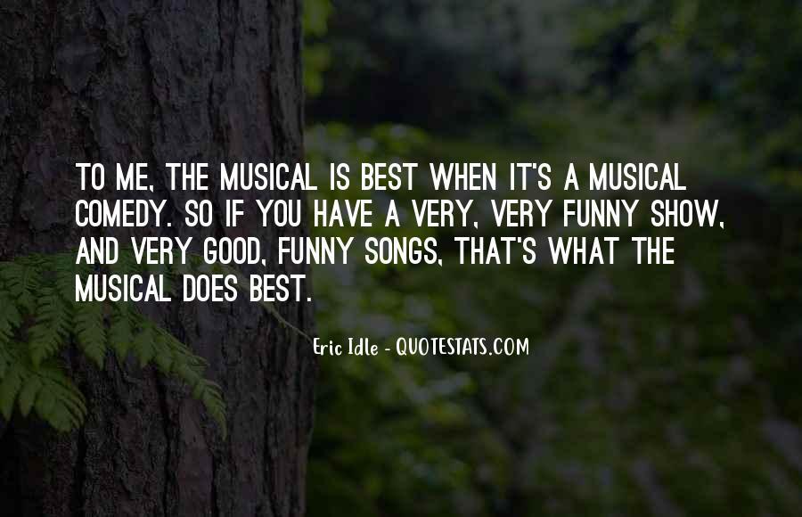 Eric Idle Quotes #853916