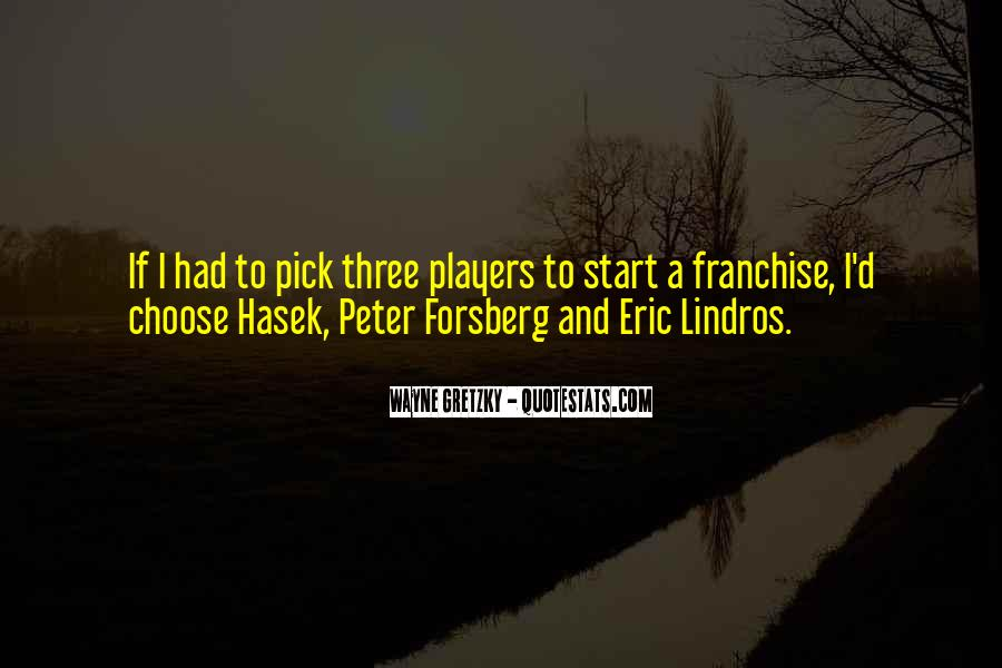 Eric Lindros Quotes #1250942
