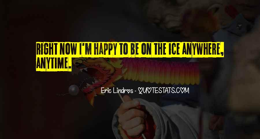 Eric Lindros Quotes #721430