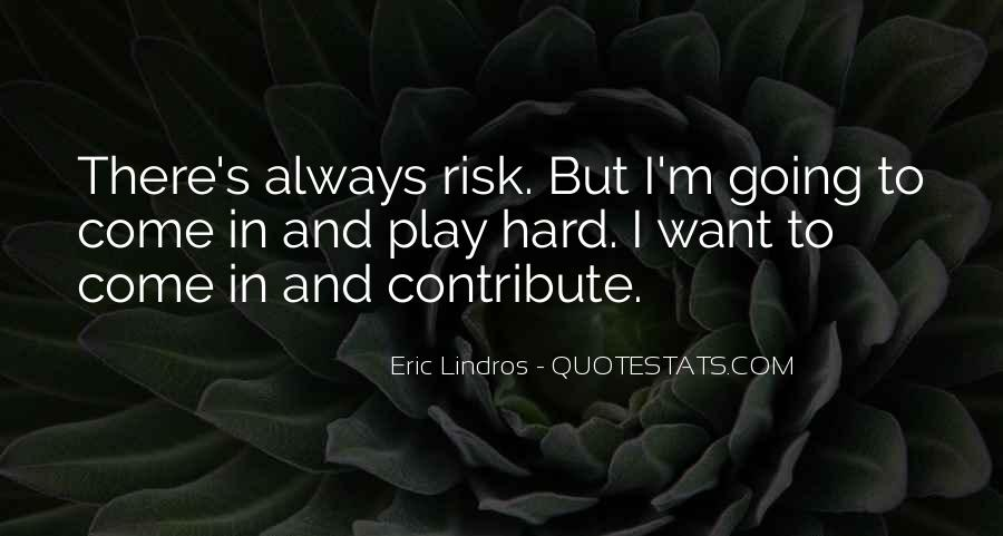 Eric Lindros Quotes #812475