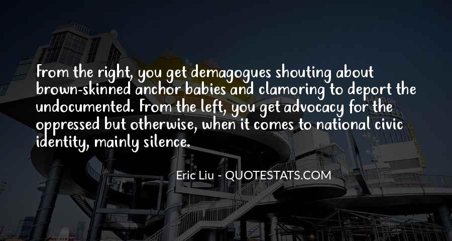 Eric Liu Quotes #1589704