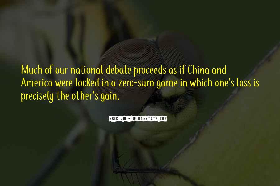 Eric Liu Quotes #227869