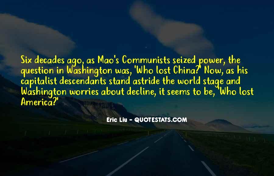 Eric Liu Quotes #311697