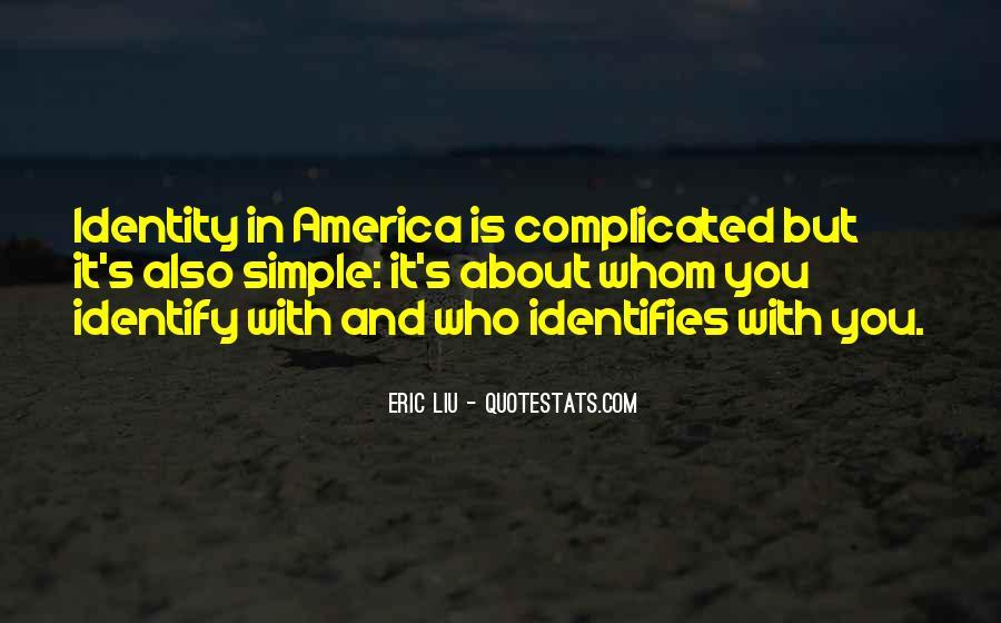 Eric Liu Quotes #737493