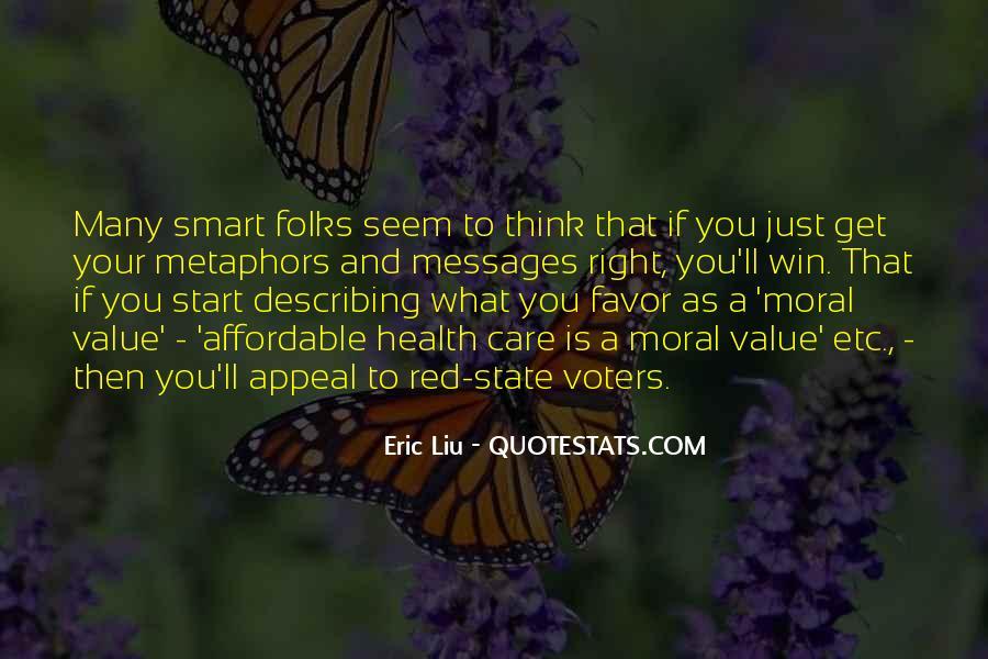 Eric Liu Quotes #827915