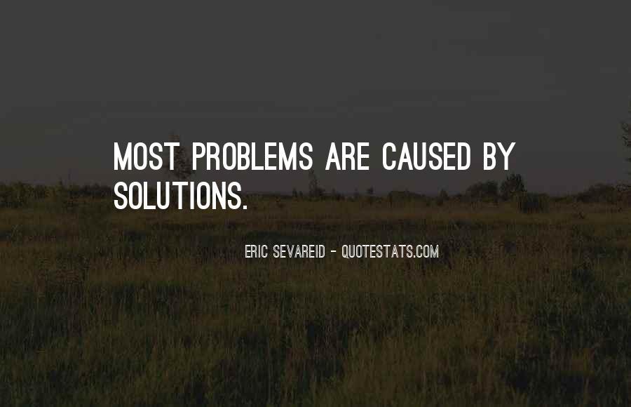 Eric Sevareid Quotes #1318295