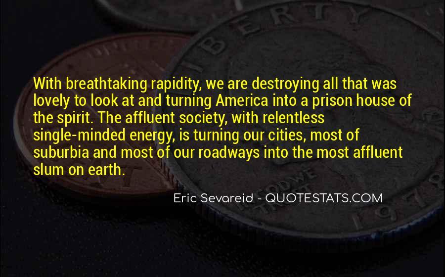 Eric Sevareid Quotes #1447684