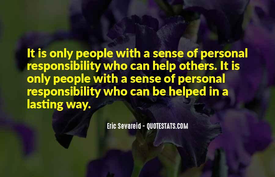 Eric Sevareid Quotes #1533662