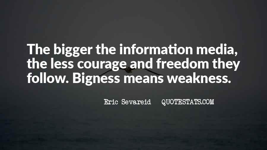 Eric Sevareid Quotes #1555187