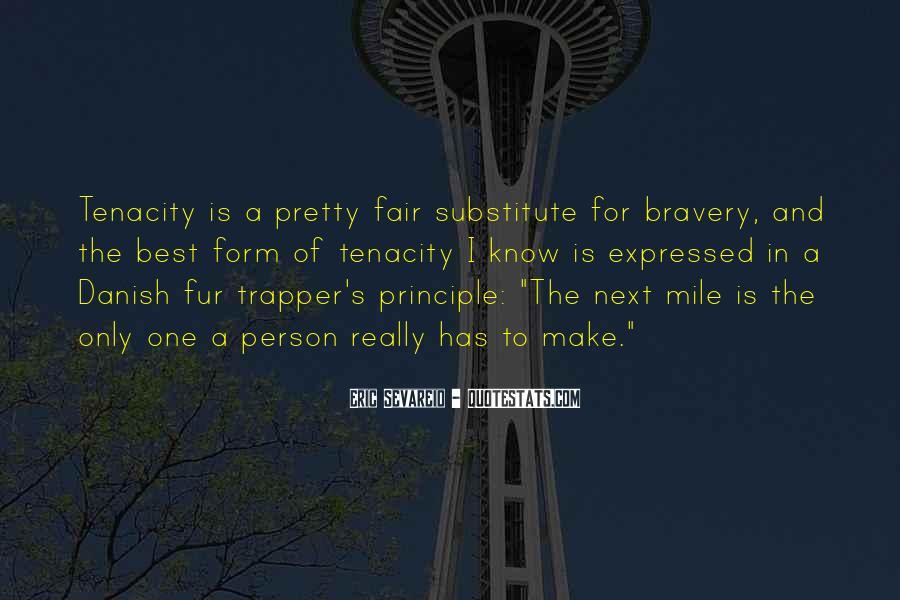 Eric Sevareid Quotes #1708022