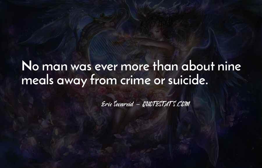 Eric Sevareid Quotes #1829779