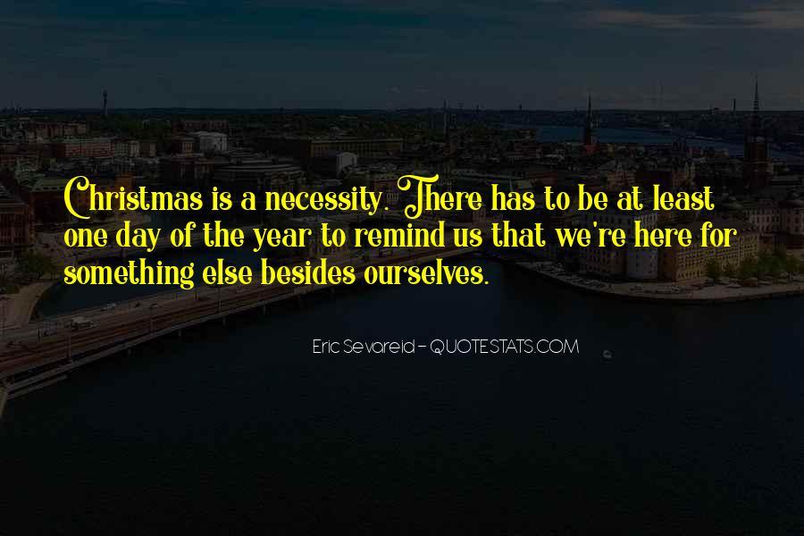 Eric Sevareid Quotes #512642