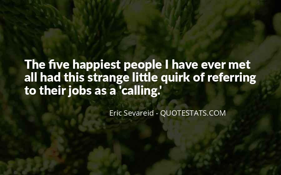 Eric Sevareid Quotes #51875