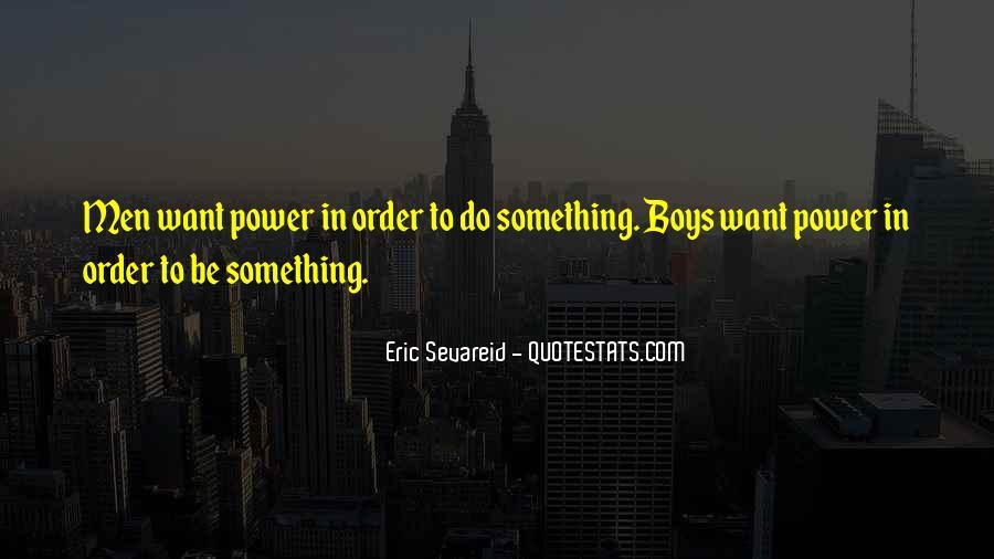 Eric Sevareid Quotes #567390