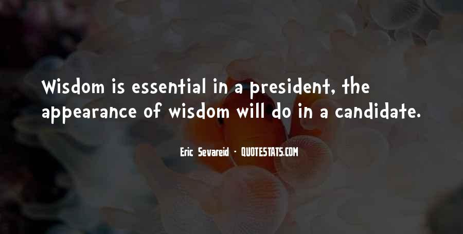 Eric Sevareid Quotes #746567
