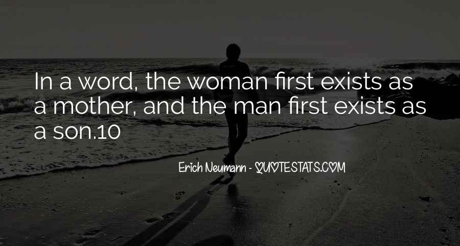 Erich Neumann Quotes #1306842