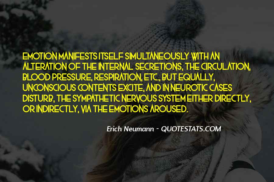 Erich Neumann Quotes #1420437