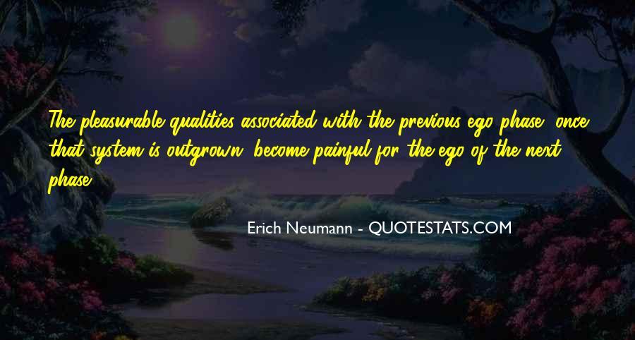 Erich Neumann Quotes #425203
