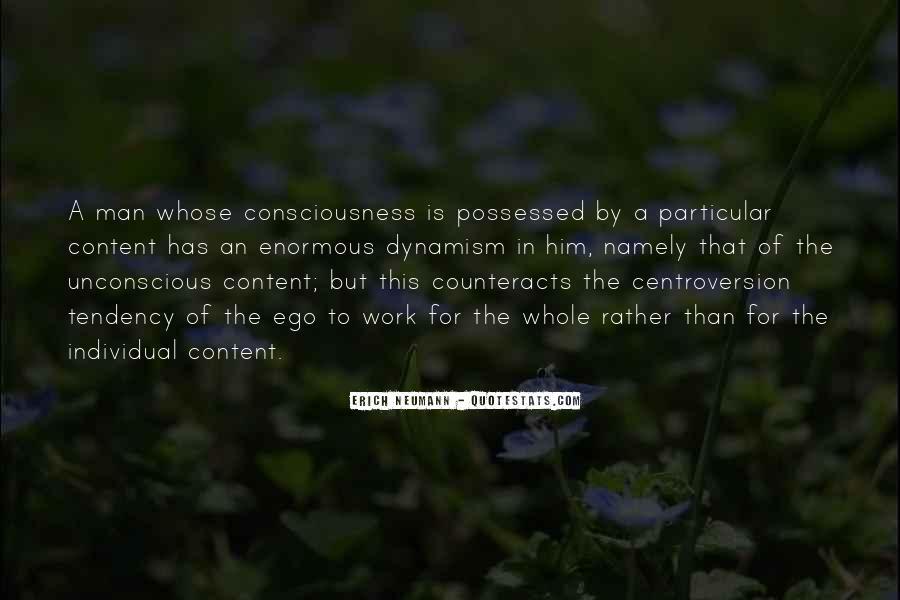 Erich Neumann Quotes #959900