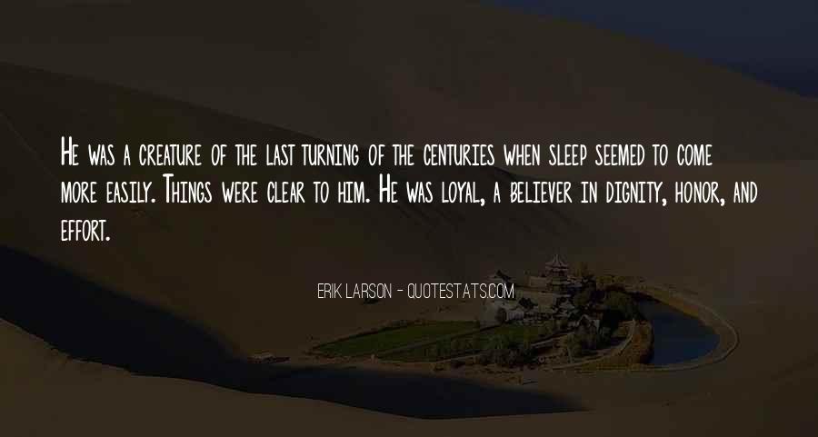 Erik Larson Quotes #145441