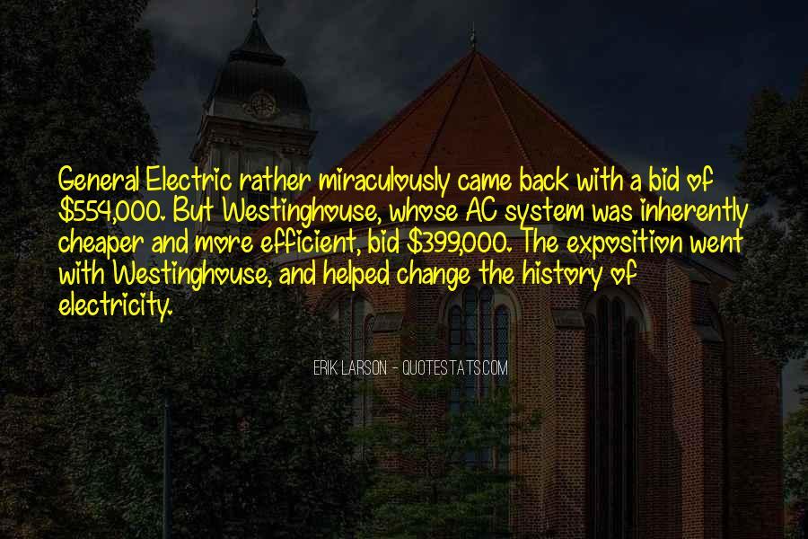 Erik Larson Quotes #246386