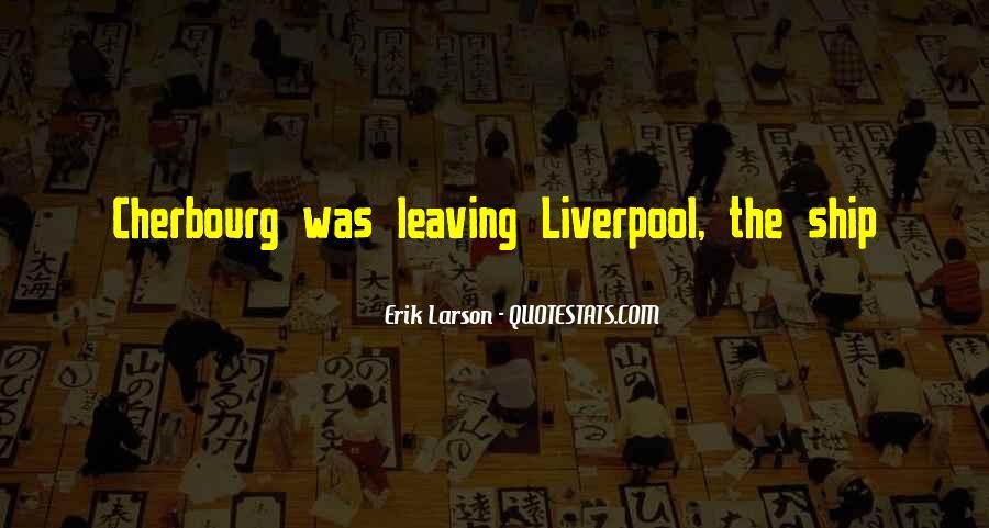 Erik Larson Quotes #426362