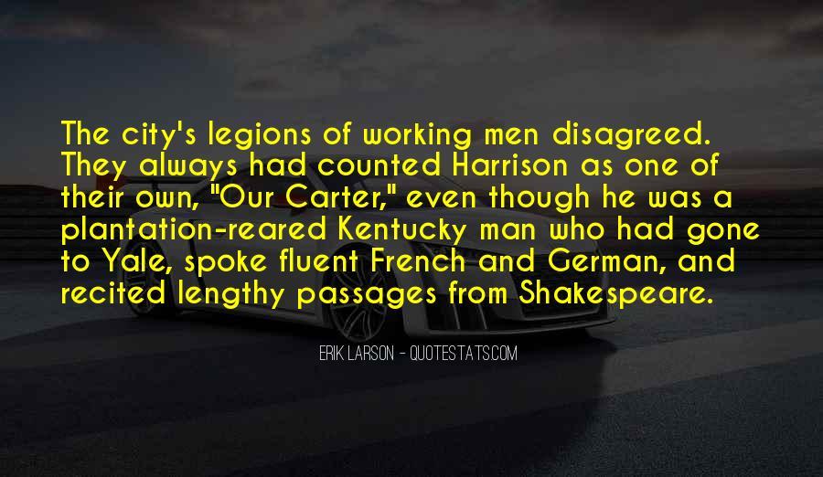 Erik Larson Quotes #63068