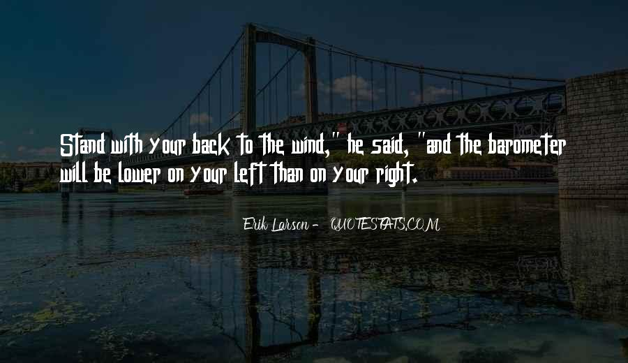 Erik Larson Quotes #644457