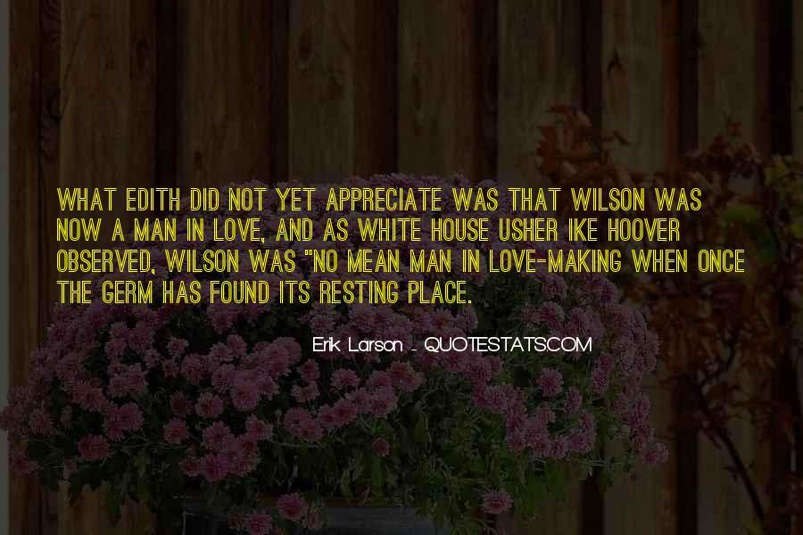 Erik Larson Quotes #700320