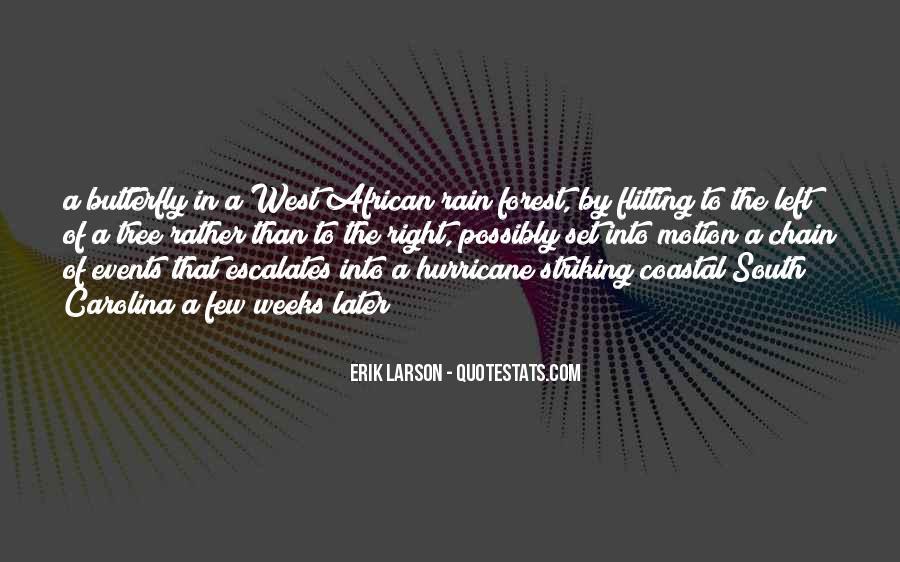 Erik Larson Quotes #723299