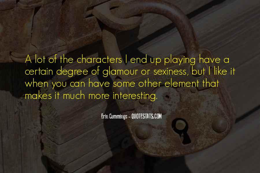 Erin Cummings Quotes #1033797