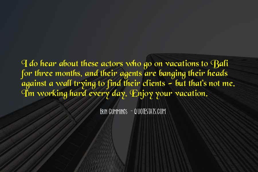 Erin Cummings Quotes #1379041