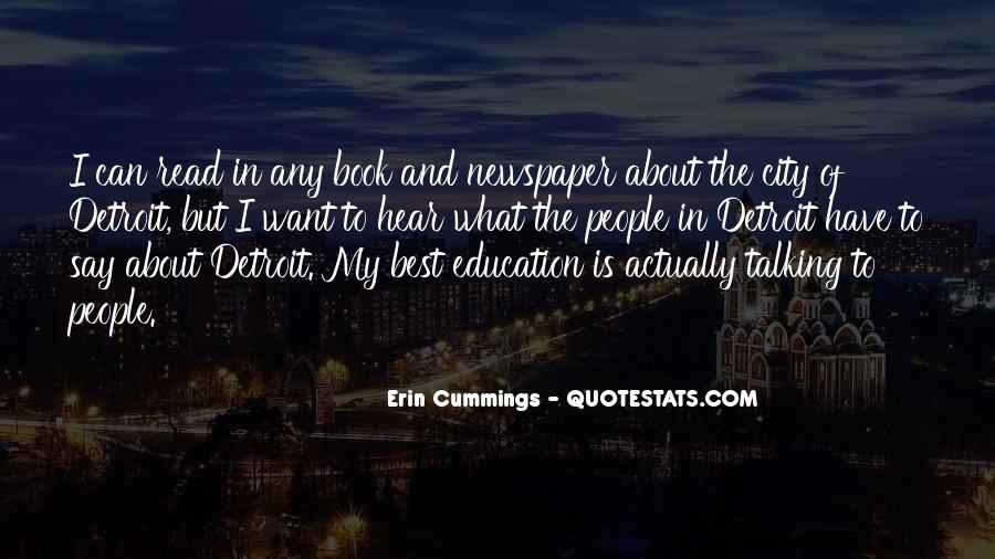 Erin Cummings Quotes #757914