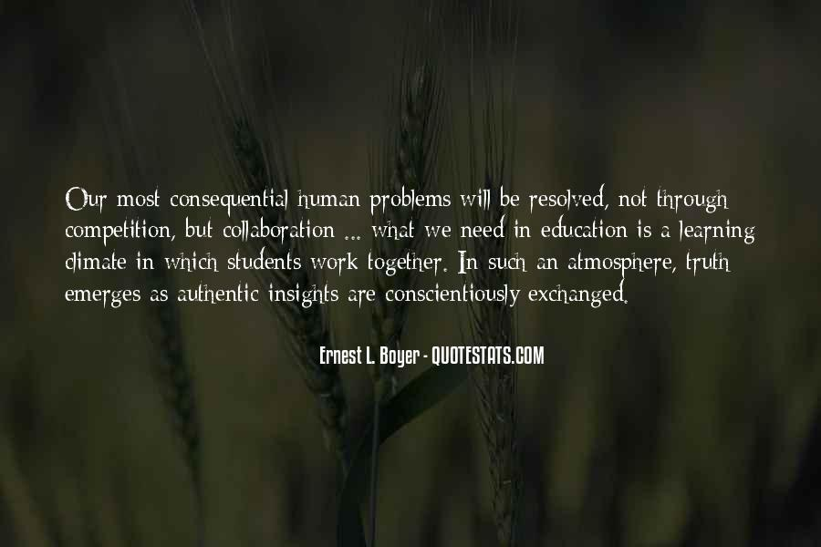 Ernest L Boyer Quotes #1165160