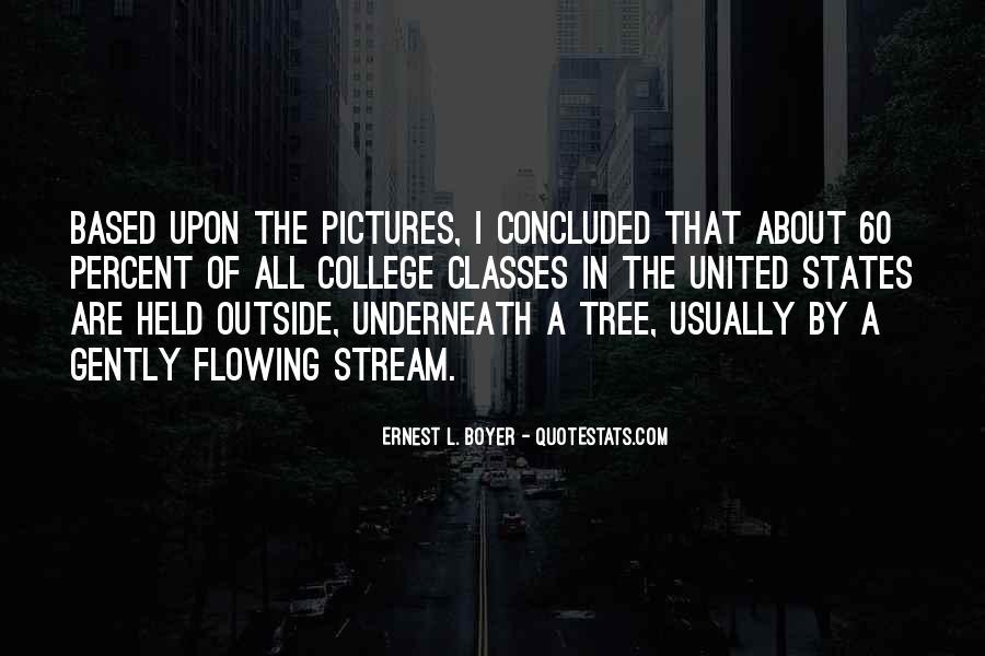 Ernest L Boyer Quotes #1685990