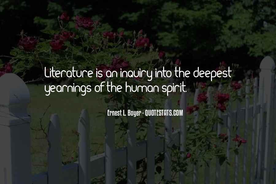 Ernest L Boyer Quotes #289016