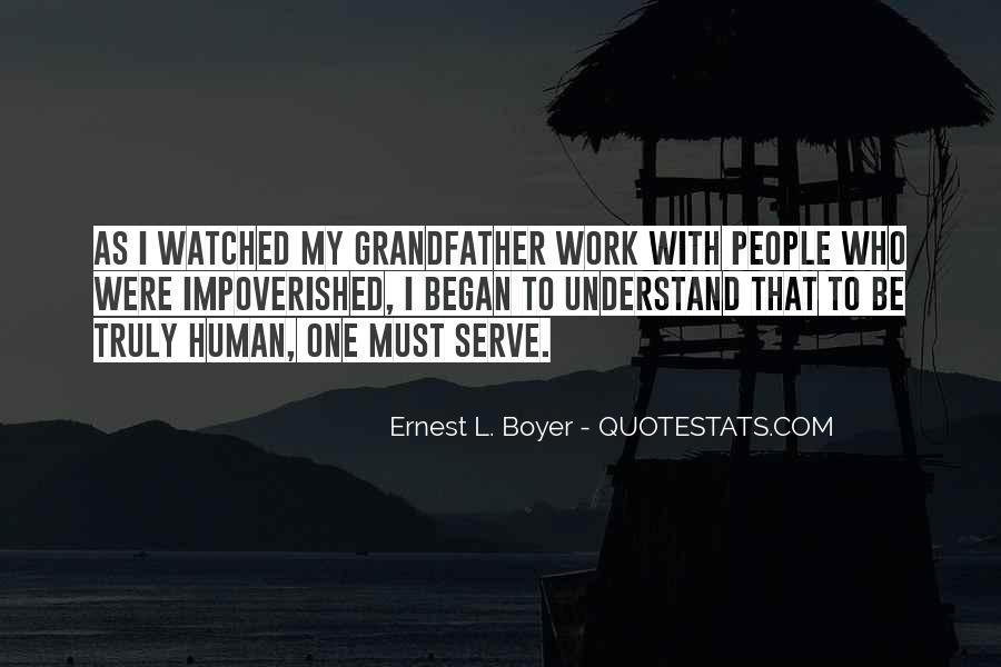 Ernest L Boyer Quotes #387218