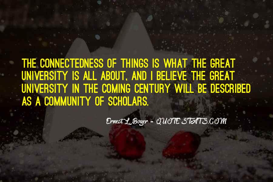 Ernest L Boyer Quotes #932137