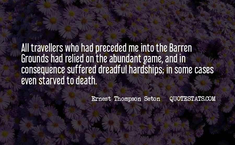 Ernest Thompson Seton Quotes #843634