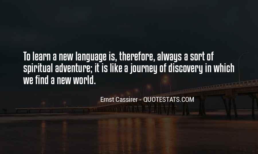Ernst Cassirer Quotes #1240373