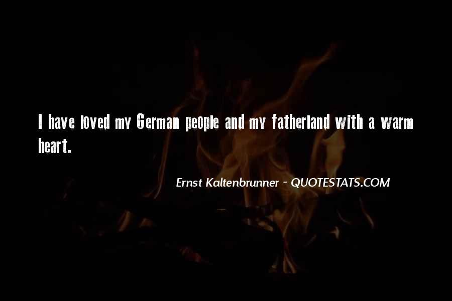 Ernst Kaltenbrunner Quotes #1439415