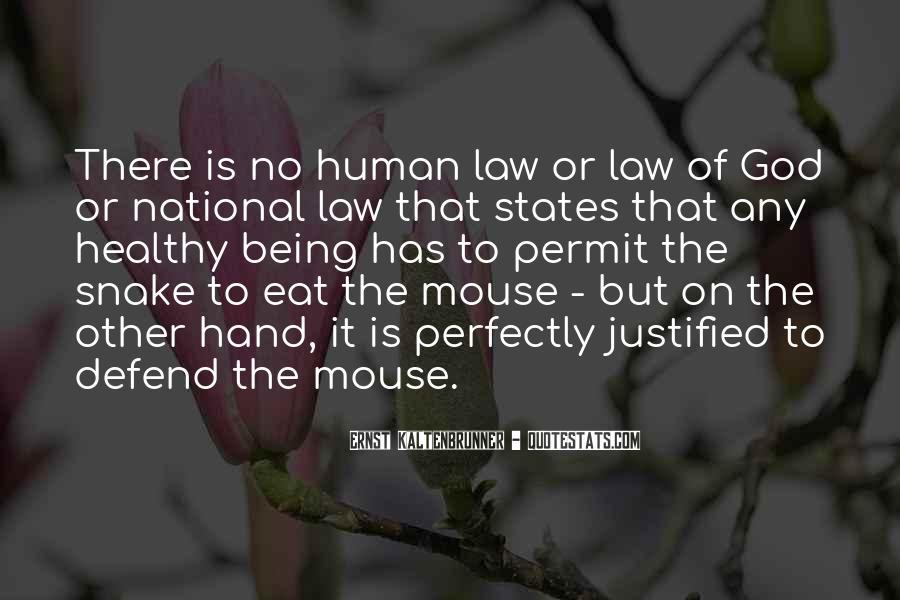Ernst Kaltenbrunner Quotes #1561267