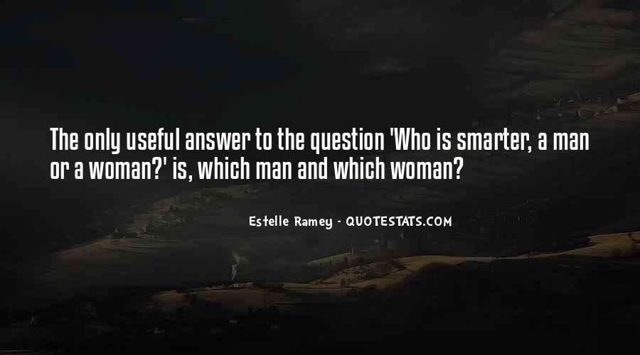 Estelle Ramey Quotes #675882