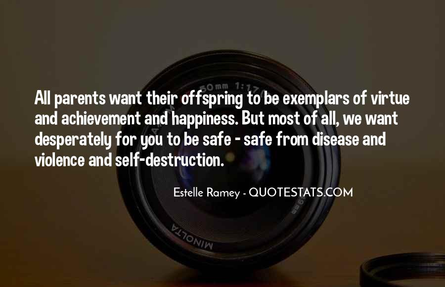 Estelle Ramey Quotes #989850