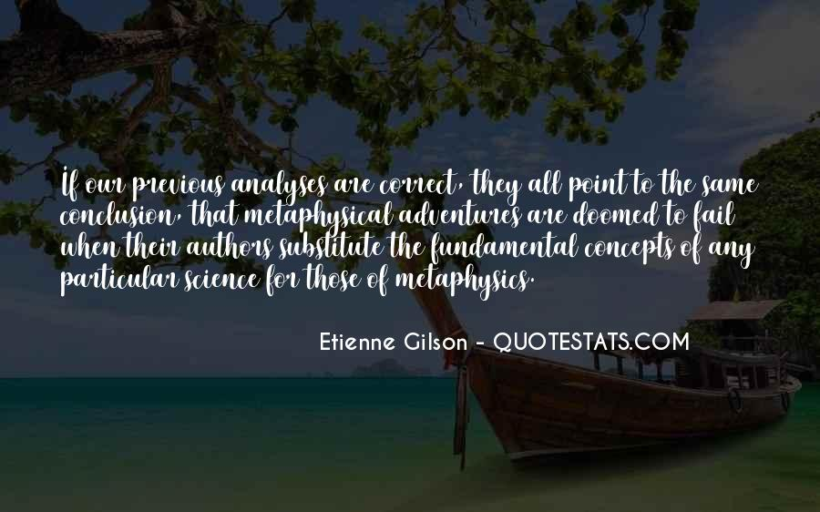 Etienne Gilson Quotes #1732147