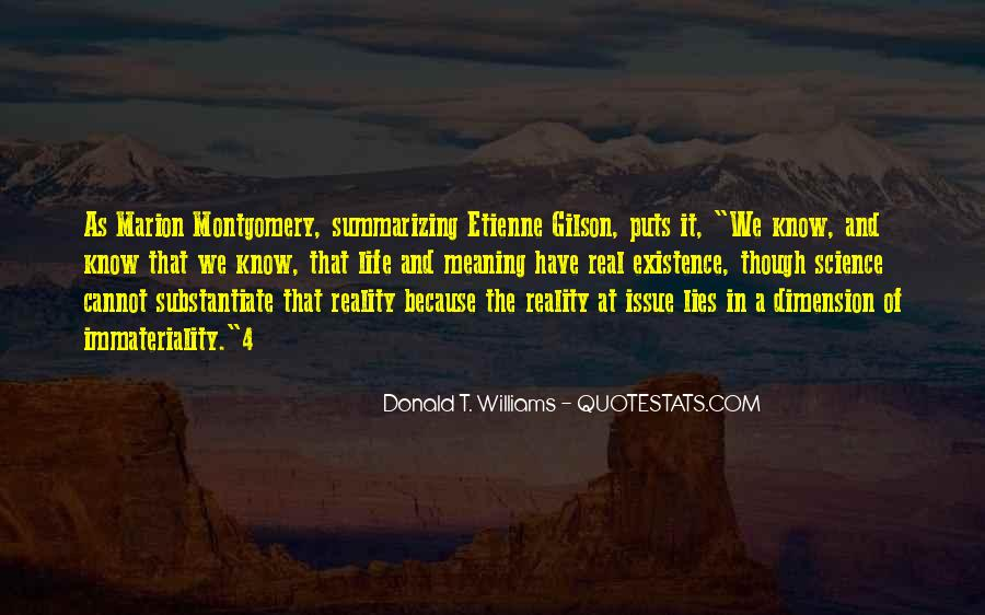 Etienne Gilson Quotes #1757516