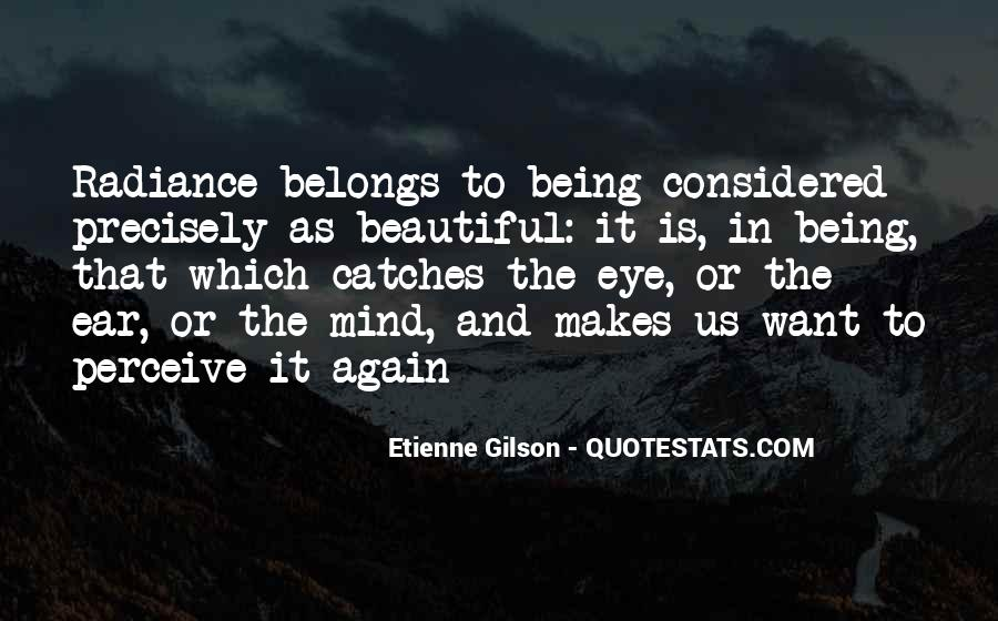 Etienne Gilson Quotes #198251